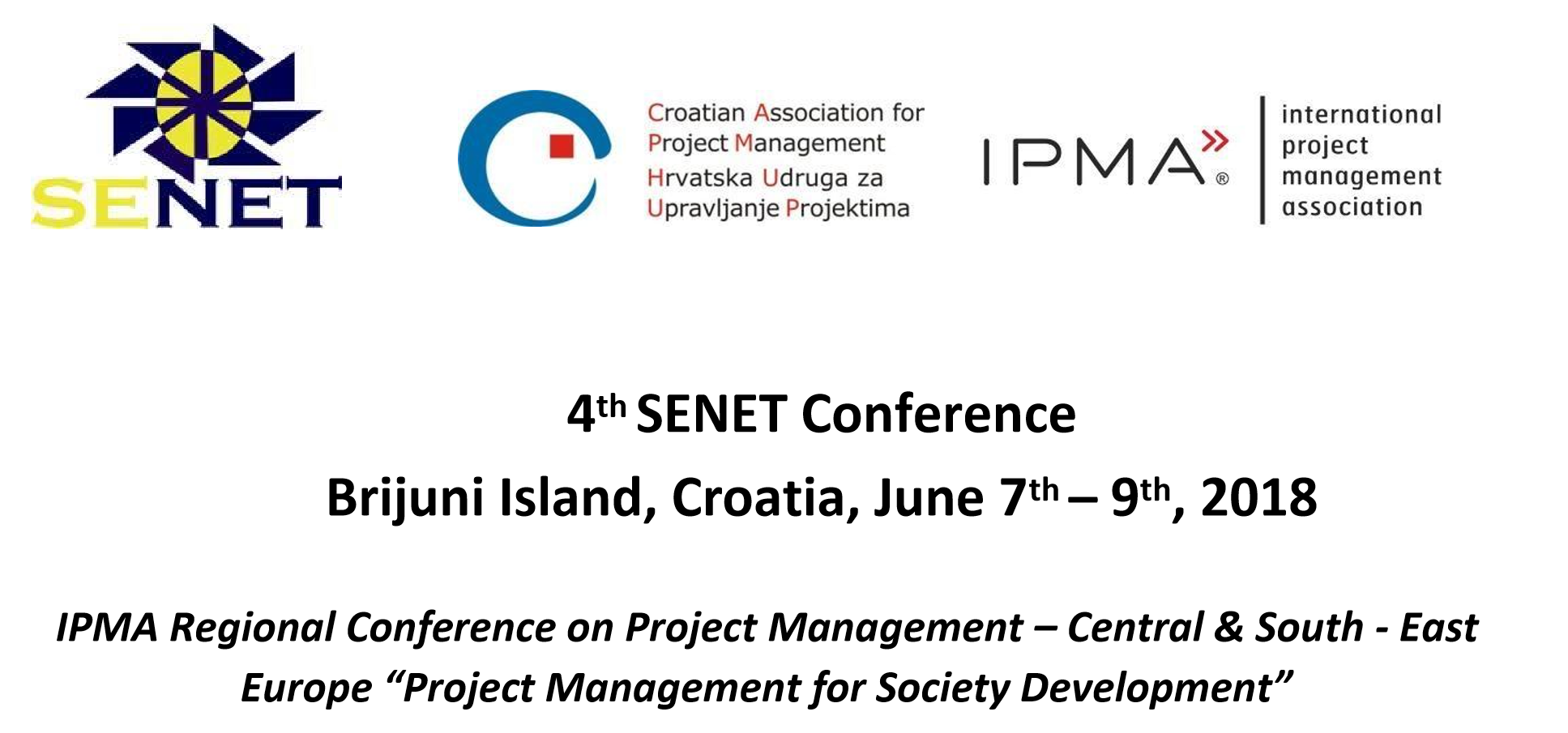 4th SENET Conference
