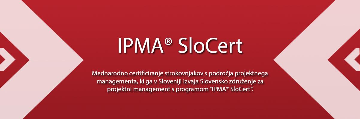 IPMA SloCert 2016!