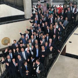 Srečanje članic IPME v Kazahstanu