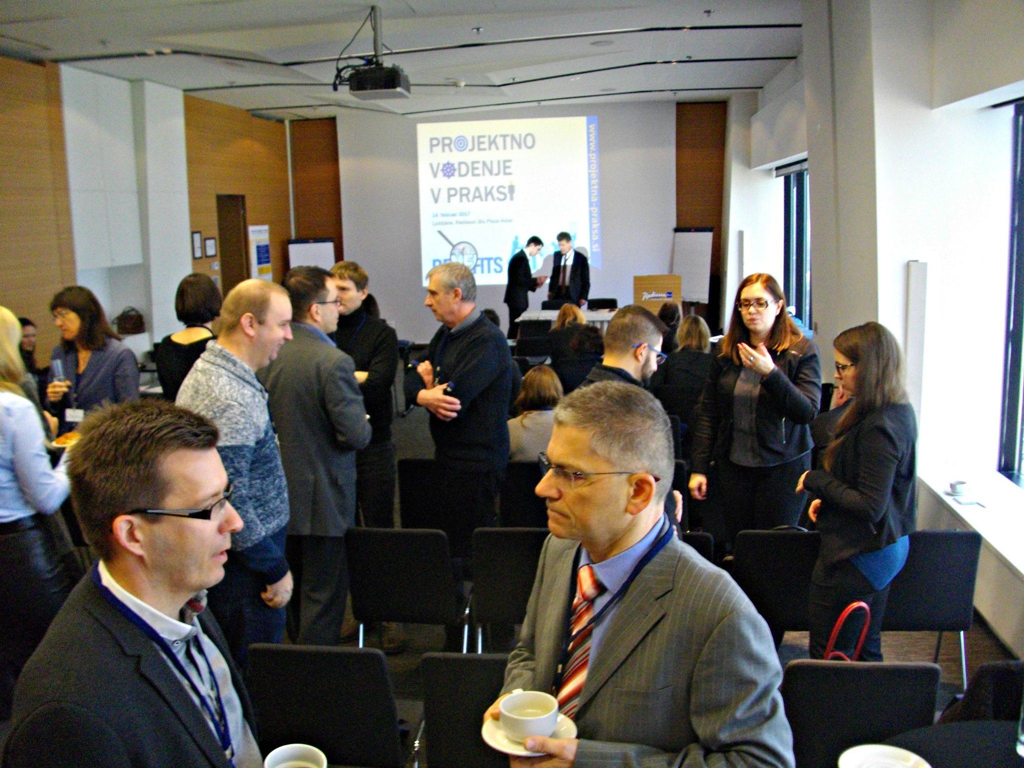 Konferenca: Multi-projektno okolje