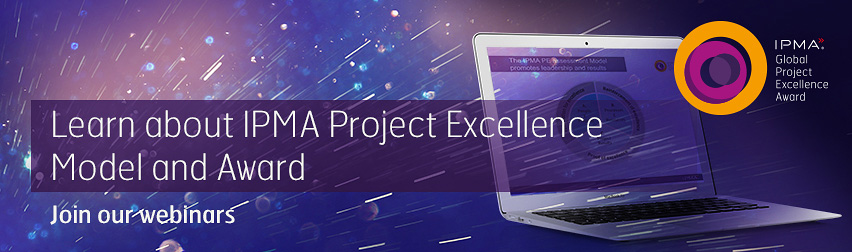 Webinar: IPMA global standard on Project Excellence!