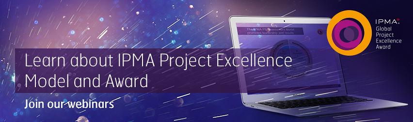 Webinar: IPMA global standard on Project Excellence!