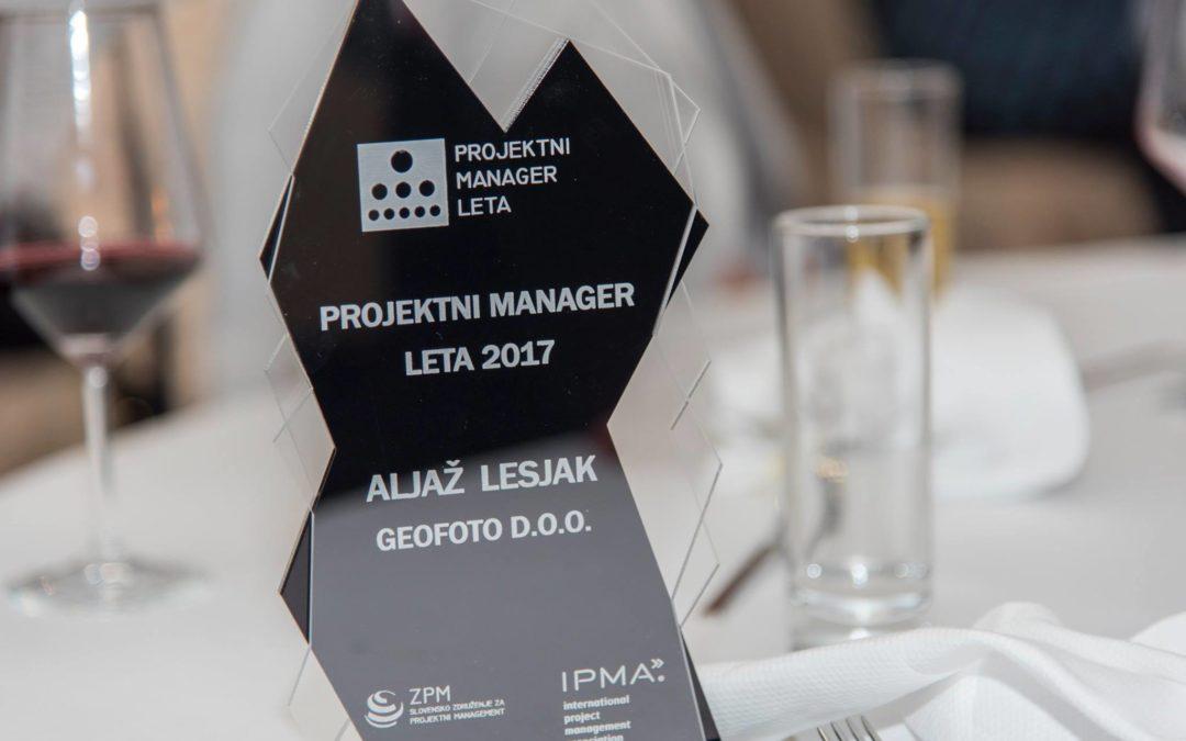 Odprte prijave za Projektni manager leta